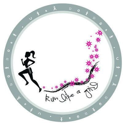 """Run like a girl"" tattoo on foot, maybe wrapping around a chocobo?"