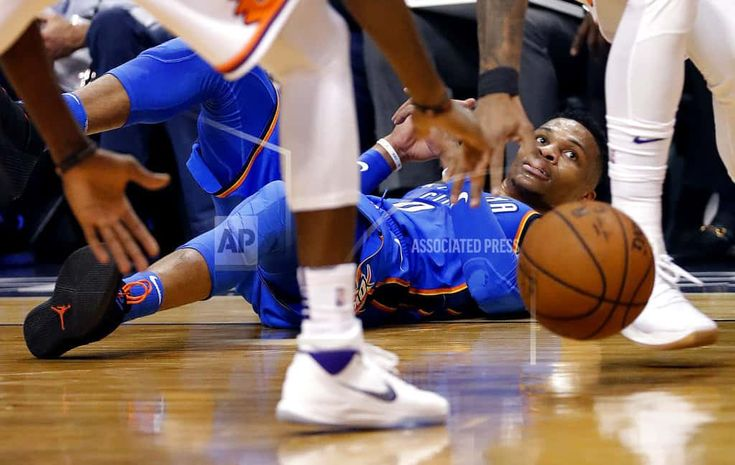 PHOENIX  /March 2, 2018 (AP)(STL.News) — Russell Westbrook had 43 points, including the go-ahead 3-pointer with 56 seconds to play, and the Oklahoma City Thunder scored the final 10 points of the game to escape with a 124-116 victory over the Phoenix Suns on Friday night. Westbrook also had 14 re... Read More Details: https://www.stl.news/westbrooks-43-points-lead-thunder-past-suns-124-116/93766/