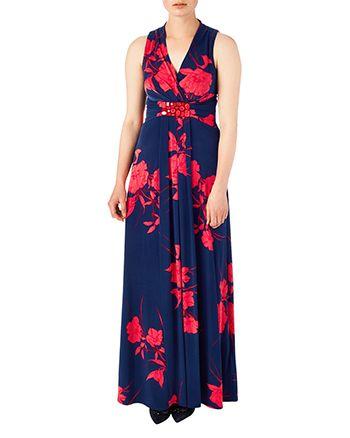 Kazumi Maxi Dress