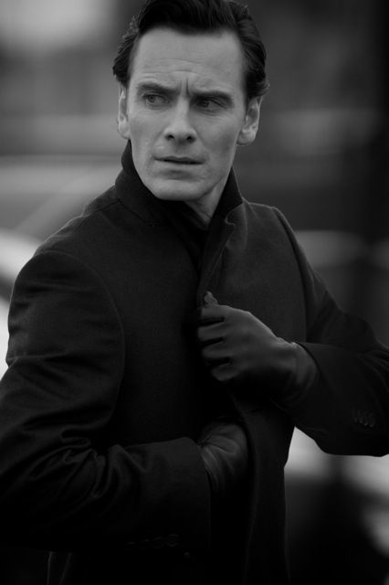 Michael Fassbender: Darius, begotten son of Tehrror, forsaken son of Marklon, the Black Dagger Brotherhood