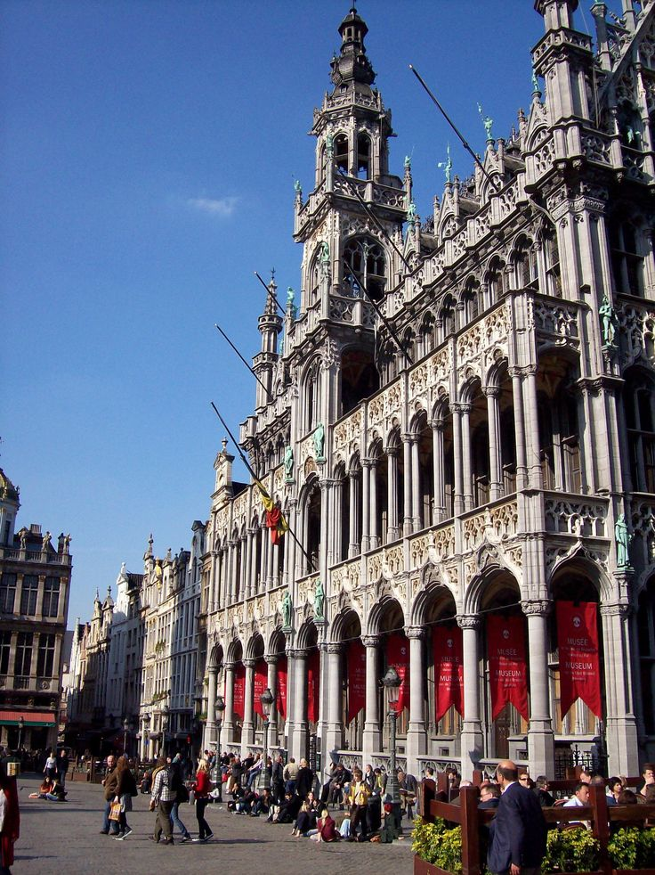 Brussels, Belgium  #Europe #travel. Been here before...would love to go back with my husband Damion <3