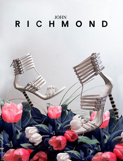 Finally it's arrived... It's Spring Time!  Discover the new John Richmond Spring/Summer 2014 Shoes' Collection now available in our Boutiques and in the best departement stores all over the World.  #JohnRichmondOfficial #spring #shoes #boutique #flower #follower #followme #fashion #cool #chic