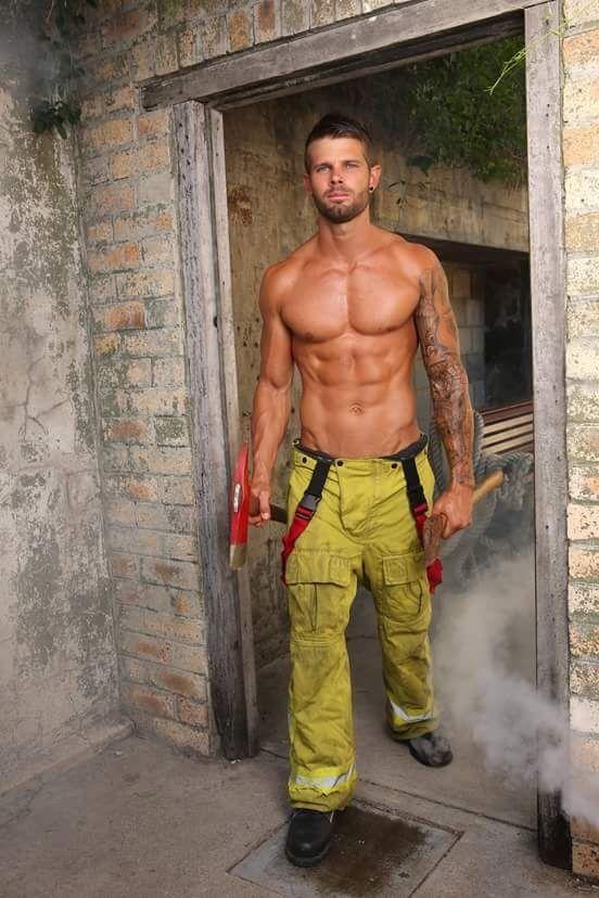 Male firemen videos pic 52