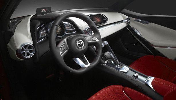 2016 Mazda 2 - interior