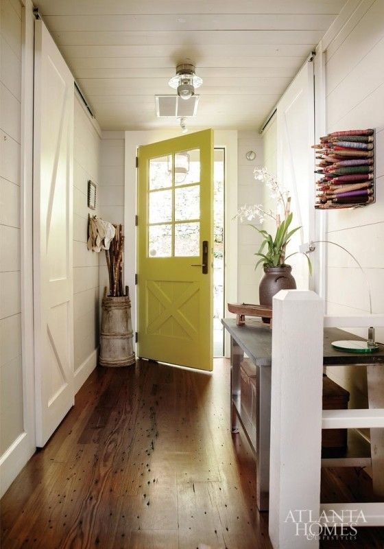 Classic and quirky entry