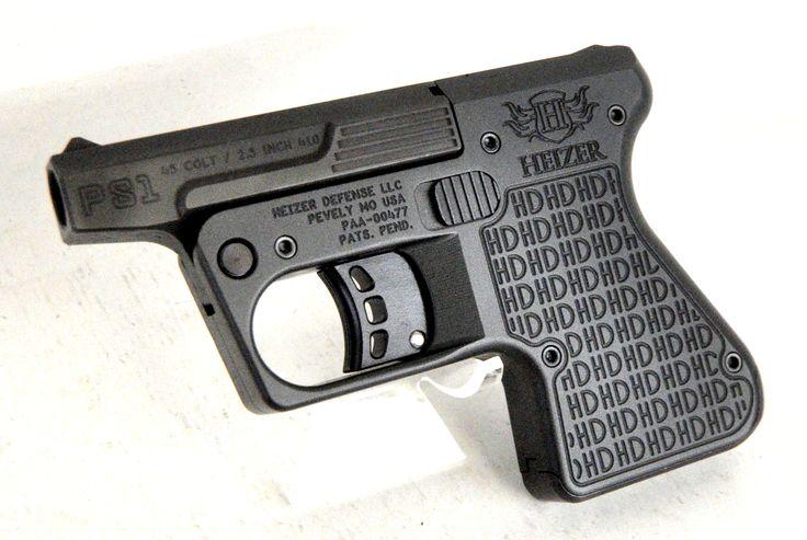 Heizer Pocket Pistol