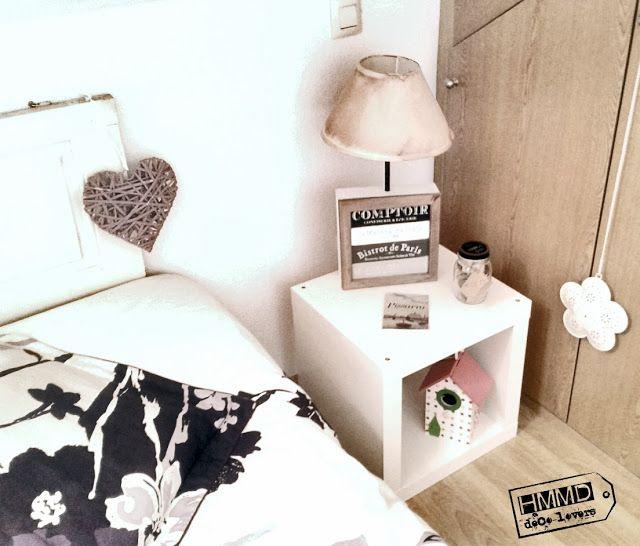 17 best images about muebles vintage on pinterest - Lamparas de mesita de noche ...