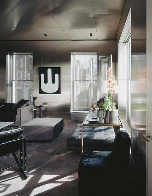 Tom Ford's Chic House