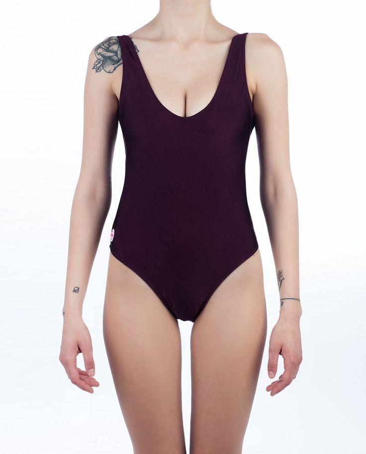 Costa Rica Aubergine #pcpswimwear