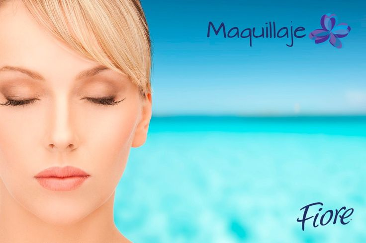 El maquillaje de playa debe ser muy natural, aprovecha el rubor natural del sol y apoya tu maquillaje con bases neutras ¡no olvides rímel a prueba de agua!