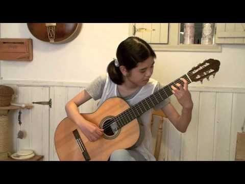 「カーネーション」NHK朝ドラ ソロギター Solo Guitar /高橋紗都 Sato Takahashi