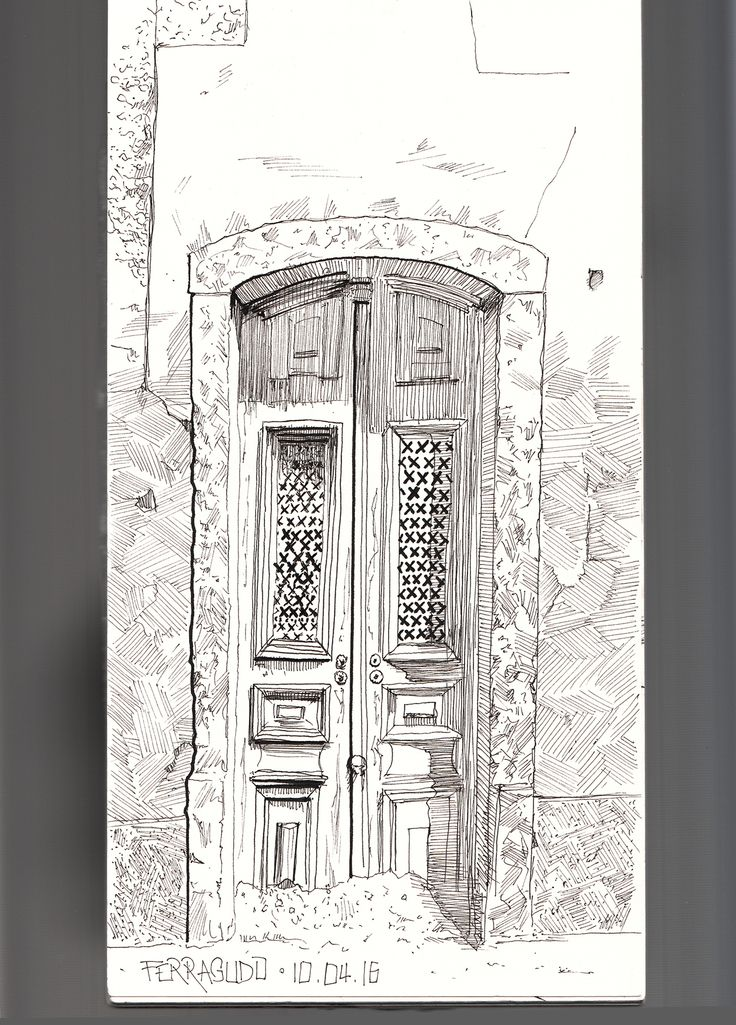 In April I spent two weeks in Portugal. These are some pages from my sketchbook.