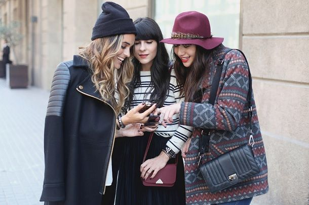 winter street fashion 2014 casual - Google Search