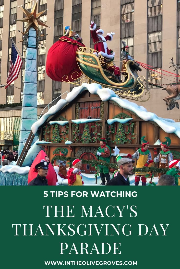 Here Are The 5 Most Important Tips For Watching The Macy S Thanksgiving D Thanksgiving Day Parade Macy S Thanksgiving Day Parade Macy S Thanksgiving Day Parade