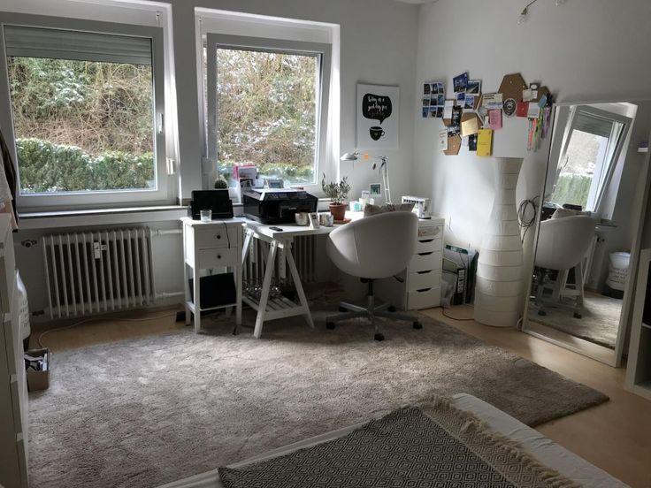 Superb Einfache Dekoration Und Mobel Raumideen Duren #14: Helle Möbel Machen Ein Helles Zimmer... Ist Einfach So! ;) #
