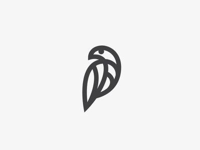 Spiral Bird by George Bokhua