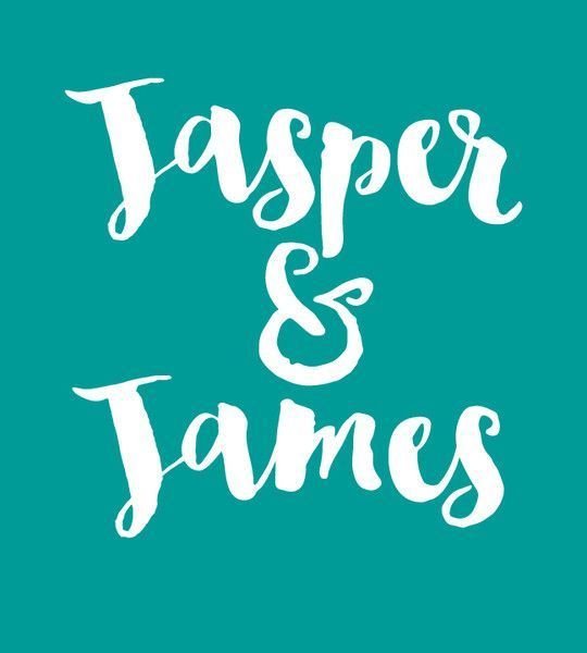 Jasper & James - Baby Names That Are Perfect for Twins - Photos