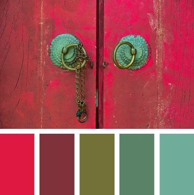 Give your home a fresh new look by updating your color scheme ...