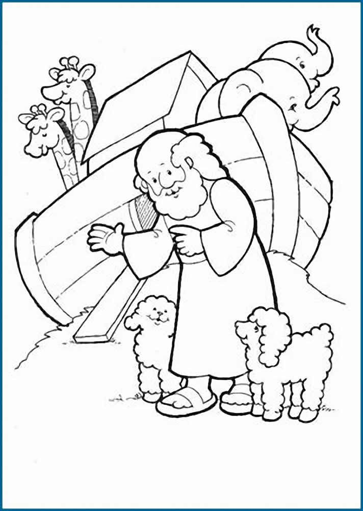 Thomas Believed Coloring Page Google Search Noah Ark