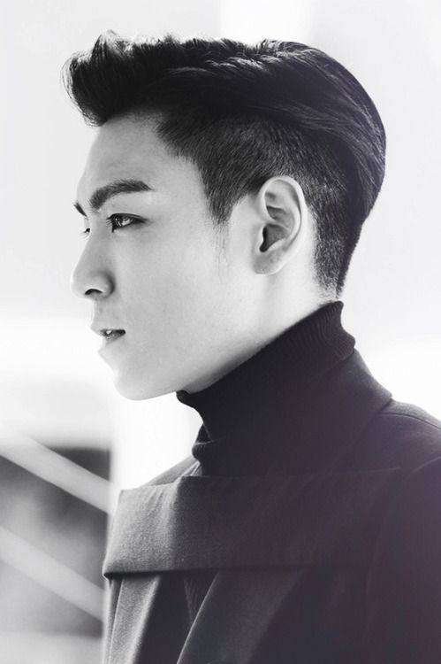 Dear TOP, Please cosplay as Spock. Thank you.