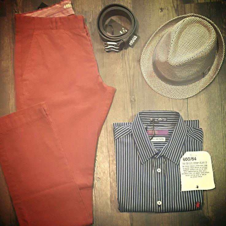 Must have items this season - chino's and shirts. #versatile #classic #modern #mensfashion
