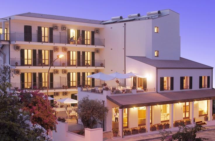 Hotel Angedras *** Alghero, Sardinia » 3-star Hotel
