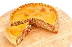 Tarta de atùn - Cocina - REVISTA PRONTO - www.pronto.com.ar