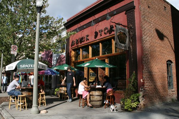 Off The Eatin' Path In DeKalb County Visits Decatur's Brick Store Pub - Local Flavor – With a Twist for Lunch or After Hours