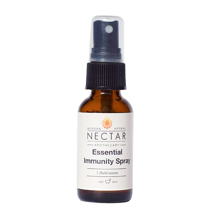 Essential Immunity Spray Organic Essential Oils Therapeutic
