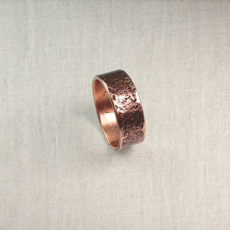 1000+ Ideas About Copper Rings On Pinterest