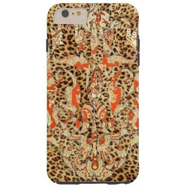 """Title : 101, SW, Suzani, Leather, Fur, Brocade, Lux, Fab Tough iPhone 6 Plus Case  Description : These designs are a mix of """"Leather-Fabric"""", and other fabric patterns, such as Damask, Jacquard, Brocade to add an Elegant Style to your Home decor.  Product Description : <div>  Style: Case-Mate Tough iPhone 6/6s Plus Case    <div>    <p>Contoured precisely to fit the iPhone 6/6s plus with 5.5 inch screen, this Case-Mate case features a hard shell plastic exterior and shock absorbing liner to…"""
