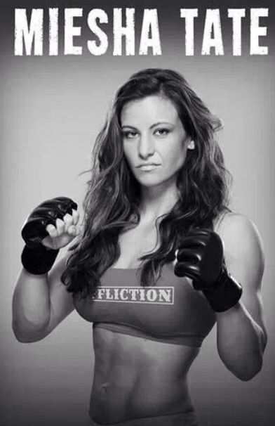 My Women's UFC favorite...Meisha Tate