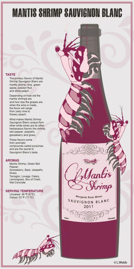 #poster based on #weirdanimals #wine