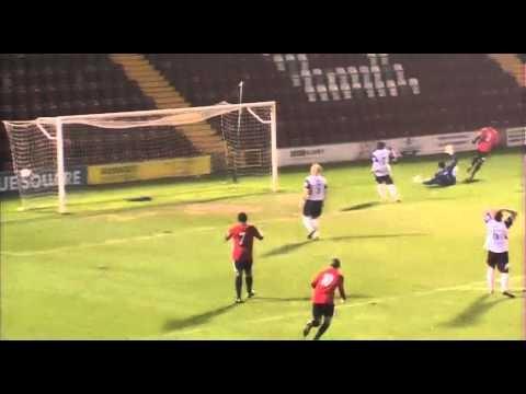Free Kick Howler - Chelmsford City at Hayes & Yeading Utd