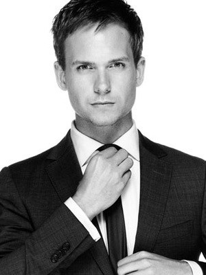 Patrick J. Adams aka Mike Ross from Suits