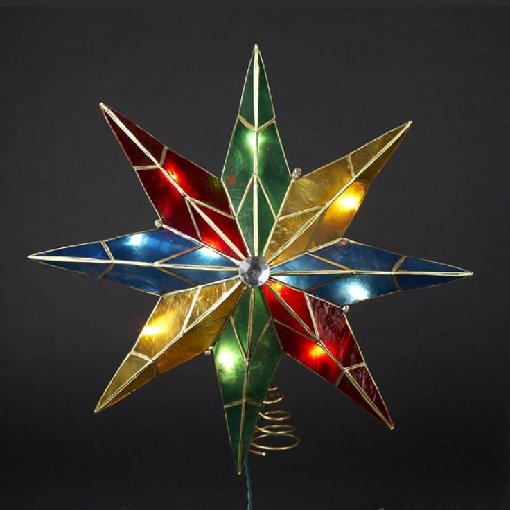 27 Best Images About Christmas Tree Toppers On Pinterest
