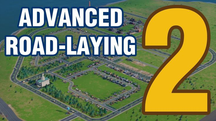 Advanced Road Laying - Part 2 (SimCity 5)