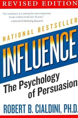 Buy Influence : The Psychology of Persuasion (English): Book