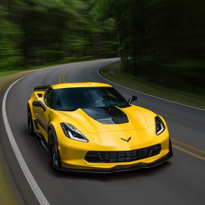 Chevrolet Corvette   You Hold The Wheel. Weu0027ll Hold The Road.