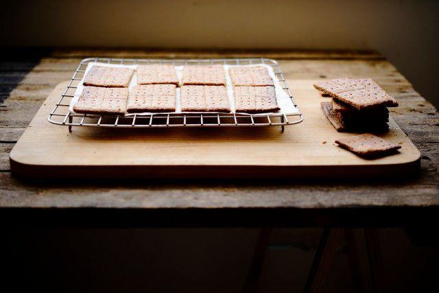 Biscotti da cheesecake (graham crackers)