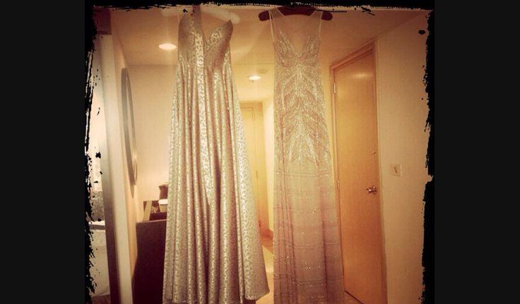 La princesa de la red carpet: los cambios de look de Paula Chaves en el Martín Fierro 2015   Fashion TV