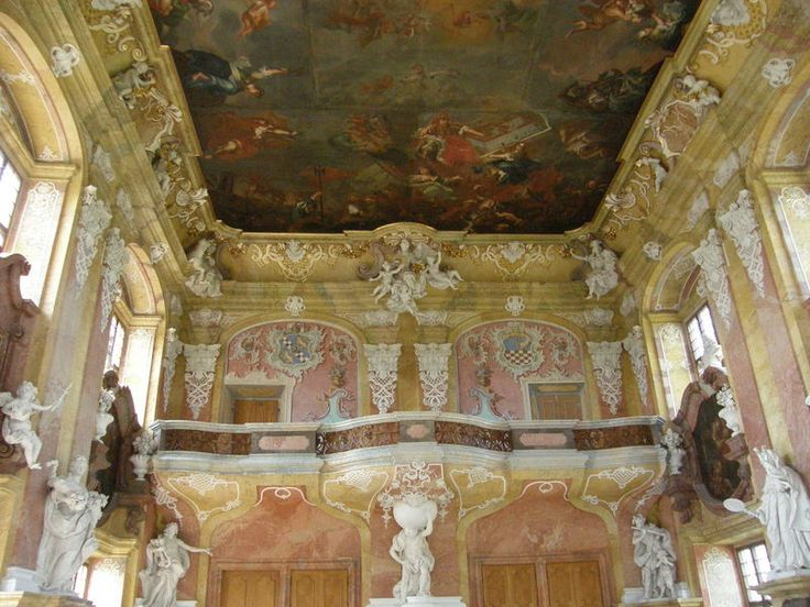 180 best polish baroque rococo style in art and for Baroque rococo architecture
