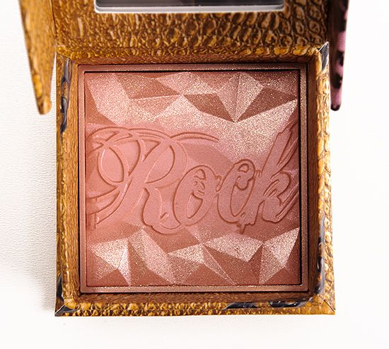 Benefit Rockateur Box o' Powder - so pretty on cheeks,  gorgeous, really a must have.