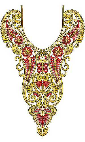 Traditional Bride Jalabiya | Embroidery Design