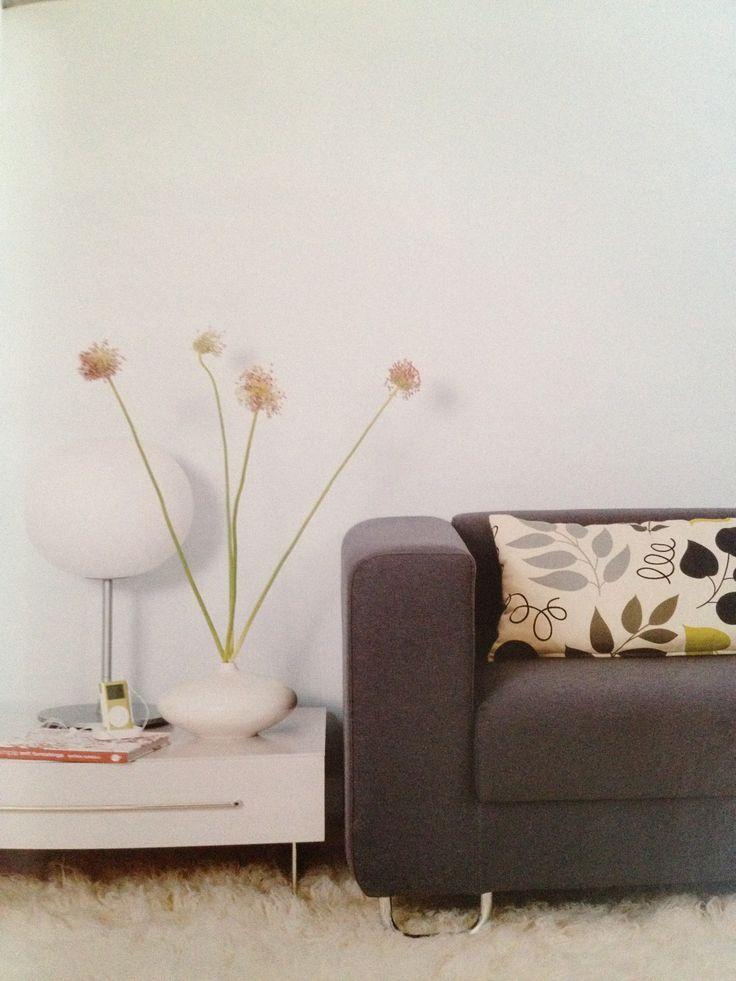Cuscino floreale vintage