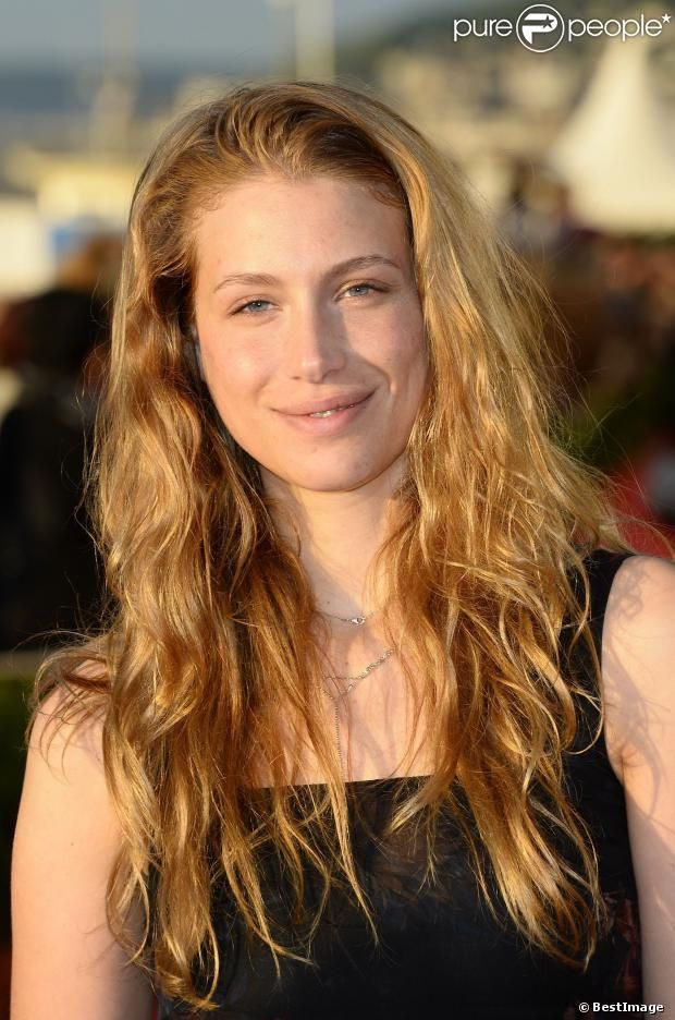 Marie de Villepin au 27e Festival du Film Romantique de Cabourg, le 15 juin 2013.