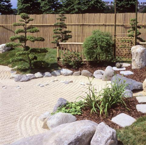 die besten 25+ rindenmulch ideen auf pinterest | pflastersteine, Gartengestaltung