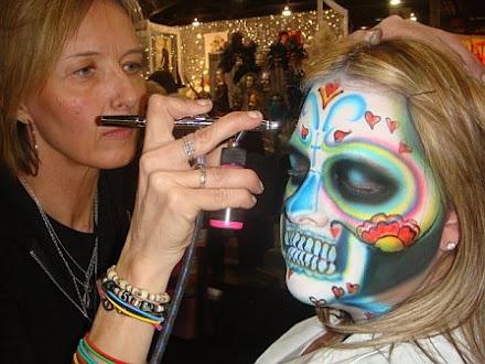 #Mehron Professional Halloween Makeup