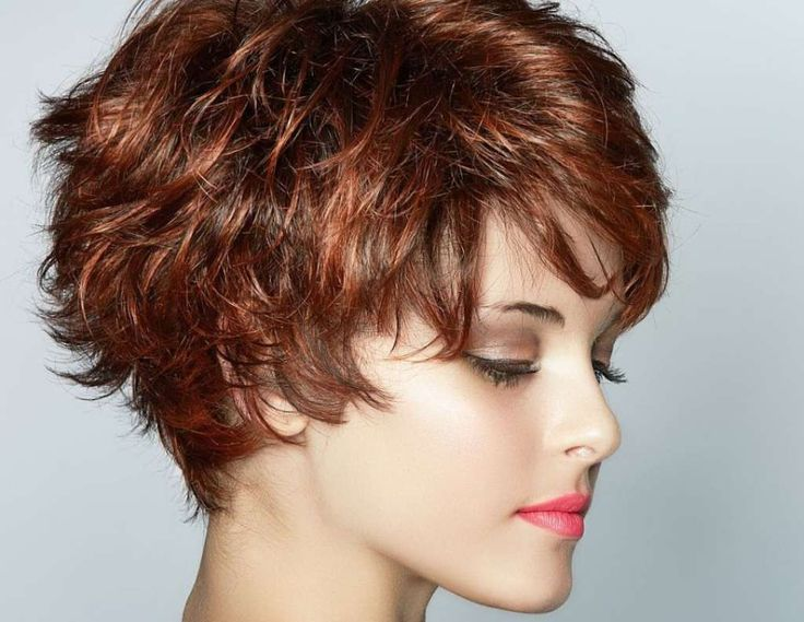 Short thick haircut for New Year Eve :: one1lady.com :: #hair #hairs #hairstyle #hairstyles