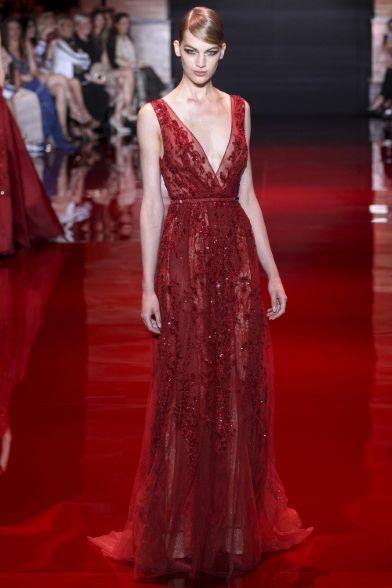 Elie Saab - Haute Couture Fall Winter 2013-14